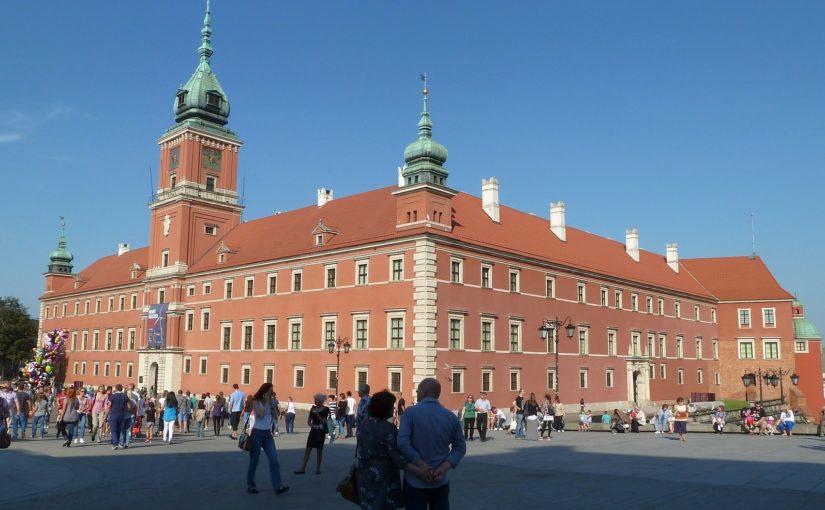 Zamek Królewski w Warszawie RF