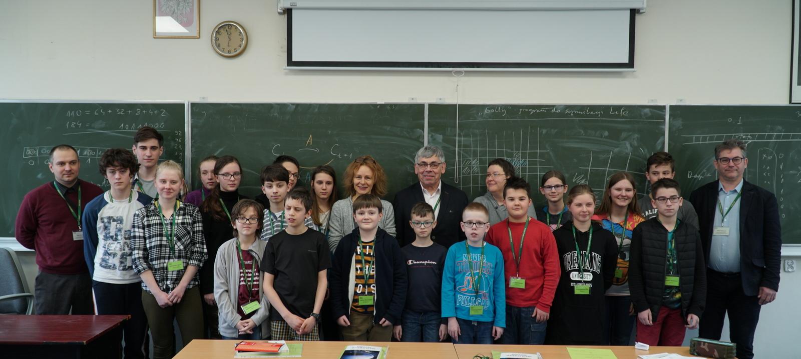 XXV Warsztaty Matematyczne KFnrD w Gdyni