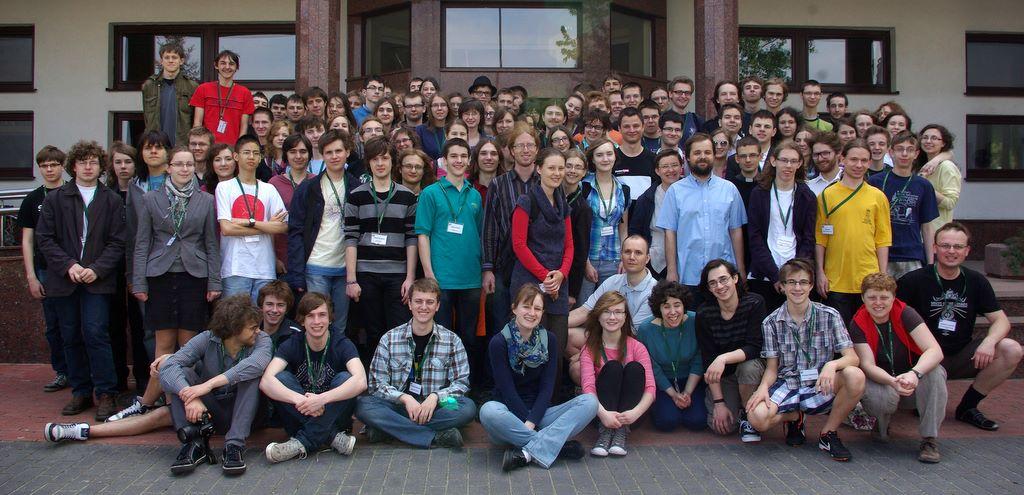 Obóz naukowy Serock 2012 / fot. S. Soberski