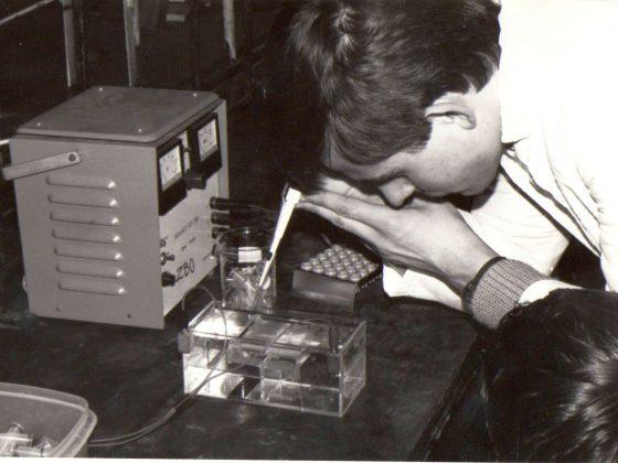 Warsztaty biochemiczne w Warszawie, 1991