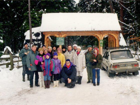 Warsztaty muzyczne w Zakopanem, 1994